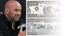 Dana White Gambling