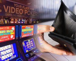 Video Poker Losing Money