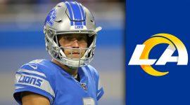 Los Angeles Rams Matthew Stafford