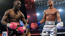 Terrence Crawford And Errol Spence