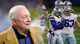 Jerry Jones - Cowboys in the Super Bowl