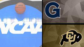 Georgetown Logo and Colorado Logo
