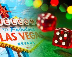 Craps Tables in Las Vegas