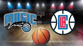 Magic Logo and Clippers Logo