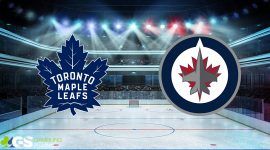 Jets vs Maple Leafs