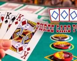 Three-Card Poker in the Casino