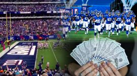 New York Giants Futures Betting