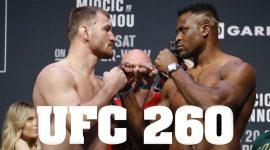 UFC-260-Stipe-Miocic-vs-Francis-Ngannou