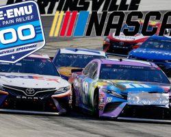 NASCAR-Blue-Emu-Maximum-Pain-Relief-500