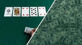 Poker Hand and Money