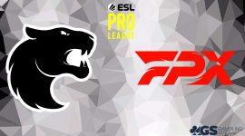 FURIA Logo and FPX Logo