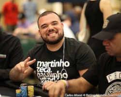"Pedro ""PaDiLhA SP"" Padilha, Juara EPT Online 18"