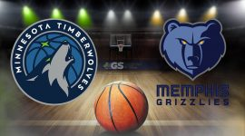 Minnesota Timberwolves Logo and Memphis Grizzlies Logo