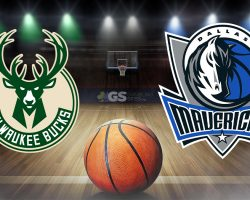 Bucks Logo and Mavericks Logo
