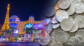 Quarter Shortage in Las Vegas
