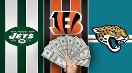 Losing NFL Teams Futures Betting