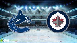 Canucks vs Jets