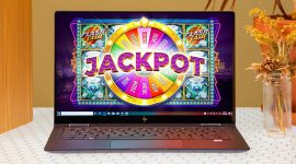 Online-Slots-Laptop
