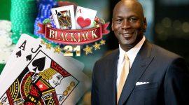 Michael Jordan Blackjack