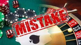 Casino Gambling Mistakes