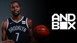 Kevin Durant and Andbox