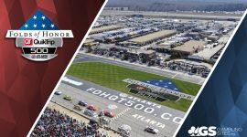 Atlanta Motor Speedway and Folds of Honor QuikTrip 500 Logo