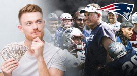 New England Patriot Futures Betting