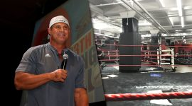 Jose Canseco Boxer
