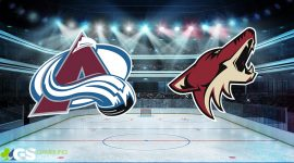 Avalanche Logo and Coyote Logo