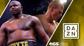 Alexander Povetkin and Dillian Whyte