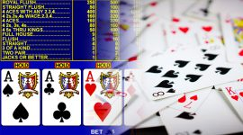Video Poker or Card Counting