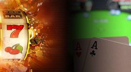 Slots and Online Poker