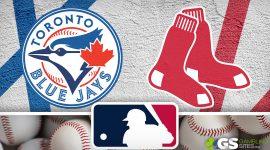 Blue Jays Logo and Red Sox Logo