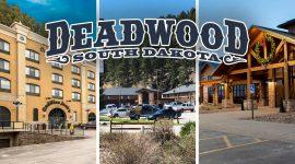 Casinos in Deadwood, South Dakota