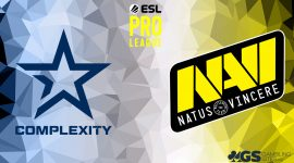 Complexity Logo and NaVi Logo