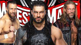 Roman Reigns and Edge Daniel Bryan