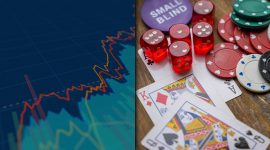 Stocks and Gambling
