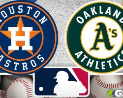 Astros vs As