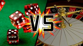 Playing Roulette Over Craps