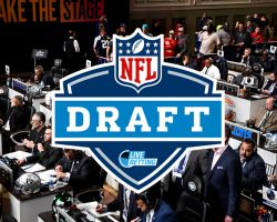 Live NFL Draft Bettin