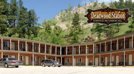 Deadwood Station Bunkhouse Gambling Hall